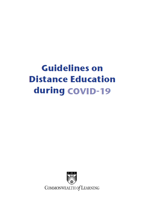 Distance Learning Guideline COVID